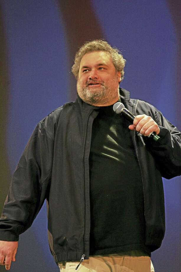 Artie Lange on stage. Photo: Contributed