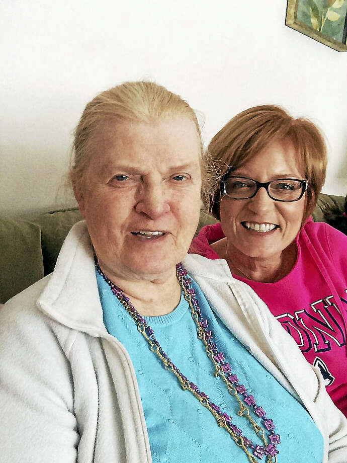 Christine DiLeone and her mother, Irene. Photo: Photo Courtesy Of Christine DiLeone