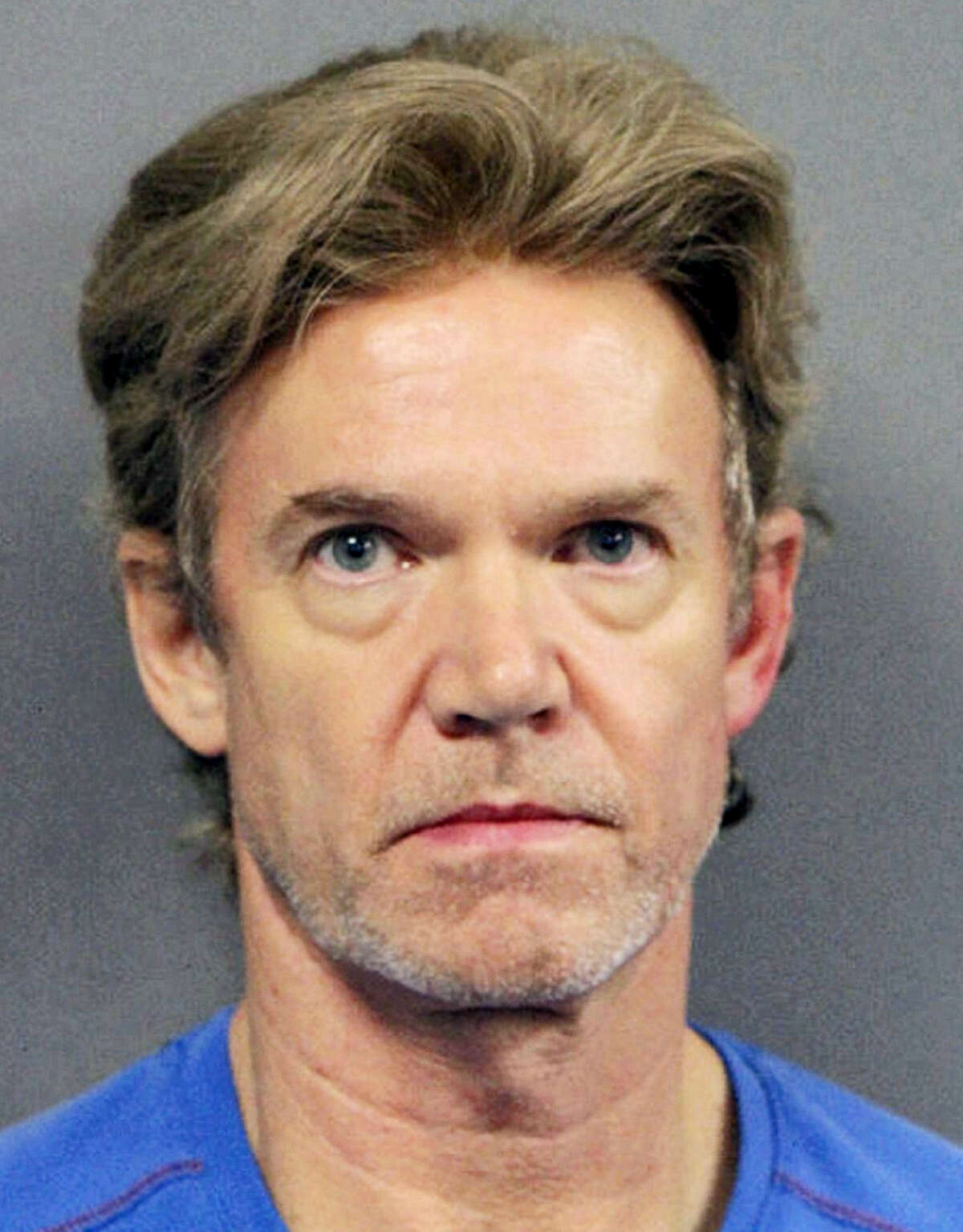 This booking photo released by the Jefferson Parish Sheriff's Office shows Ronald Gasser, accused of killing former NFL running back Joe McKnight during a road rage dispute. Gasser was indicted on a charge of second-degree murder, Jefferson Parish District Attorney Paul Connick Jr. said in a news release on Feb. 2, 2017.