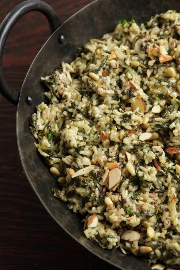 Armenian Cheesy Rice Photo: Photo By Goran Kosanovic For The Washington Post / For The Washington Post
