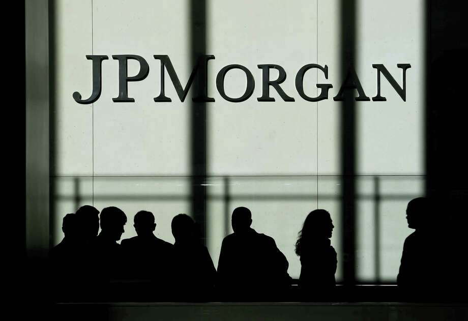 The JPMorgan Chase & Co. logo is displayed at their headquarters in New York. Photo: Seth Wenig — AP File Photo   / AP2013