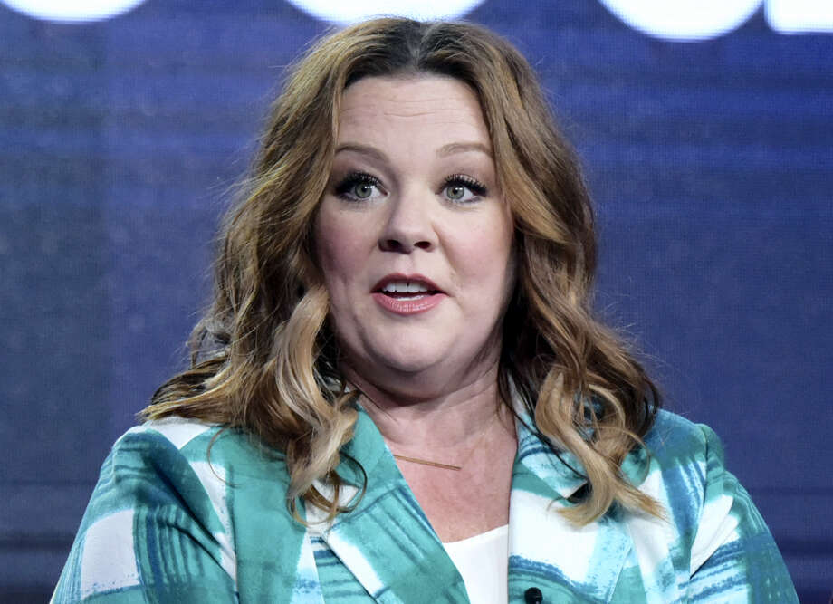 "In this Jan. 13, 2017 photo, executive producer Melissa McCarthy speaks at the ""Nobodies"" panel at Viacom's TV Land portion of the Winter Television Critics Association press tour in Pasadena, Calif. McCarthy lampooned White House press secretary Sean Spicer in a 'Saturday Night Live' sketch on Feb. 4, 2017, where she taunted reporters as 'losers,' fired a water gun at the press corps and even used the podium to bash a Wall Street Journal journalist. Photo: Photo By Richard Shotwell/Invision/AP, File   / 2017 Invision"