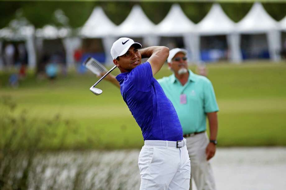 Jason Day, the No. 3 player in the world rankings, has committed to play in the Travelers Championship in June. Photo: GERALD HERBERT - THE ASSOCIATED PRESS   / Copyright 2017 The Associated Press. All rights reserved.