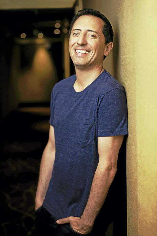 Gad Elmaleh will perform at College Street Music Hall Thursday. Photo: Contributed