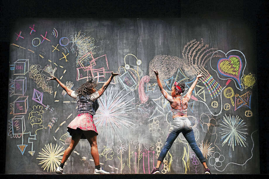 """A moment from """"Black Girl: Linguistic Play."""" Photo: Photo Courtesy Of Christopher Duggan Via A&I   / 2014 CHRISTOPHER DUGGAN"""