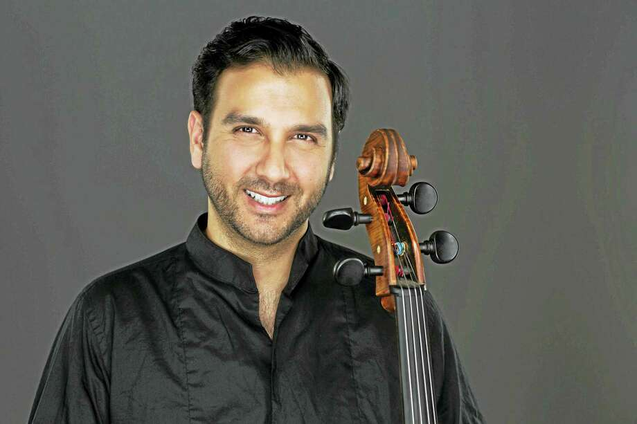 Cellist Yves Dharamraj Photo: Contributed