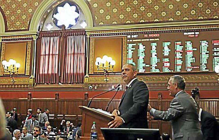 Connecticut House Speaker Joe Aresimowicz Photo: Christine Stuart — Ctnewsjunkie