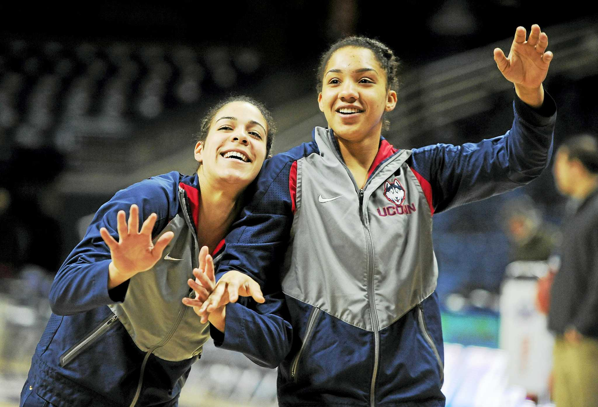 Key West Kia >> Kia Nurse, Gabby Williams have emerged as leaders as UConn women chase history - New Haven Register