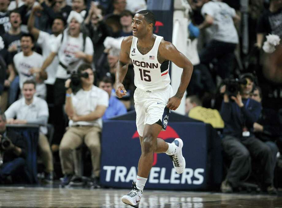 UConn's Rodney Purvis. Photo: The Associated Press File Photo   / AP2017