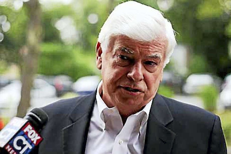 Chris Dodd in 2012 at an event in Windsor Photo: Ctnewsjunkie File Photo