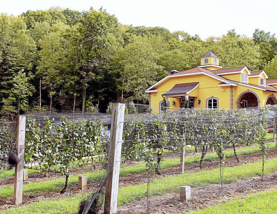 Paradise Hills Vineyard and Winery in Wallingford. Photo: Contributed