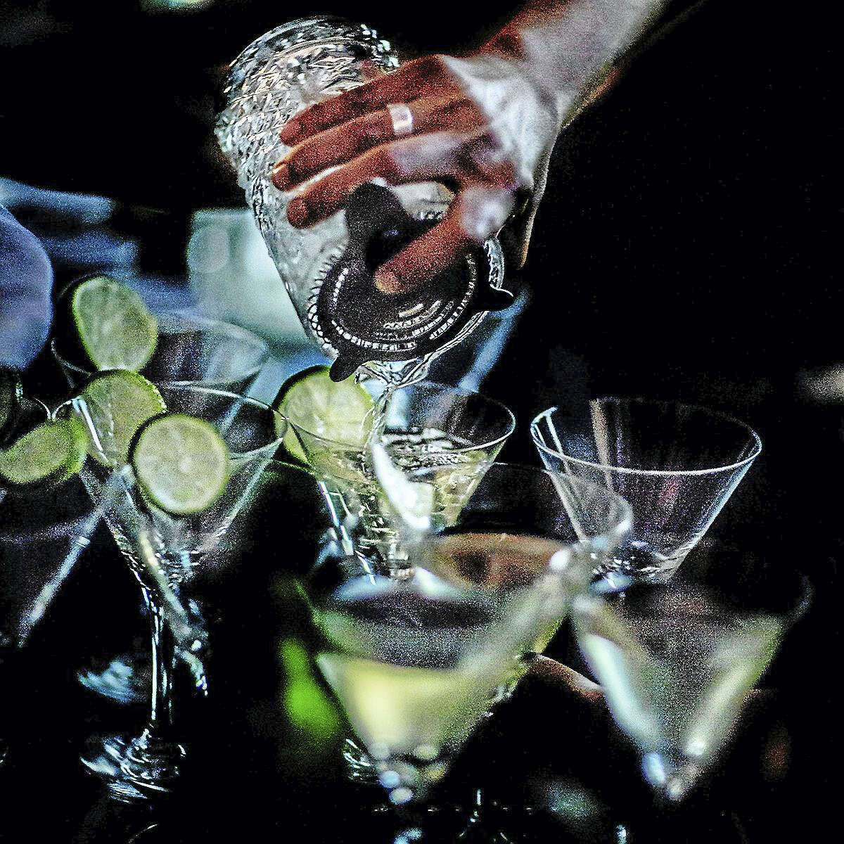 Drinks with lime will be poured at GinFest.