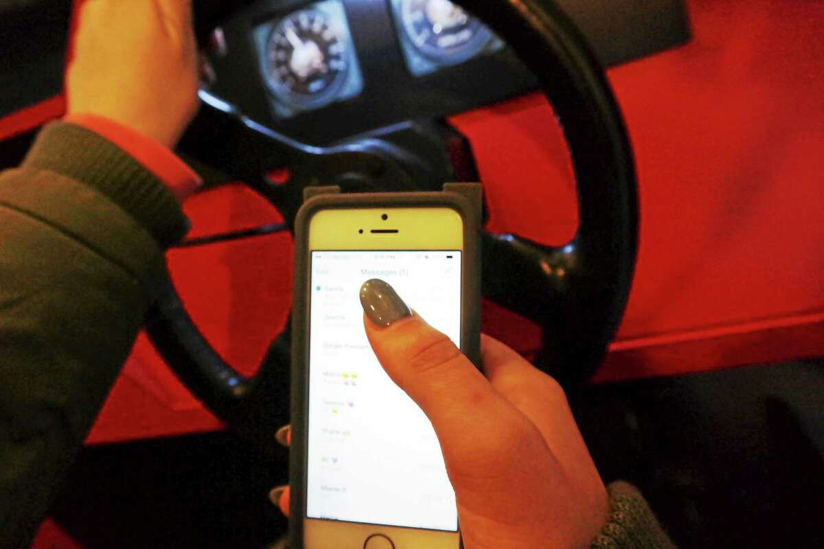 DISTRACTED DRIVING - Texting A majority of respondents (87.6%) support legislation against reading, typing or sending a text message or email and 73.4% of drivers support having a law against using a hand-held cellphone while driving. Source: AAA 2017 Traffic Safety Culture Index