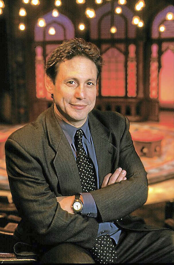 Gordon Edelstein of Long Wharf Theatre. Photo: FILE PHOTO