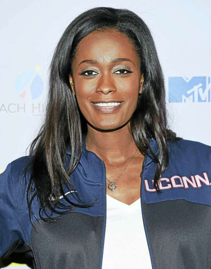 Former UConn star Swin Cash. Photo: The Associated Press File Photo   / ?2017 Evan Agostini