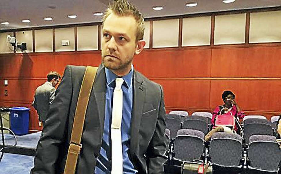 Rep. Josh Elliott, D-Hamden. Photo: CTNews Junkie Photo
