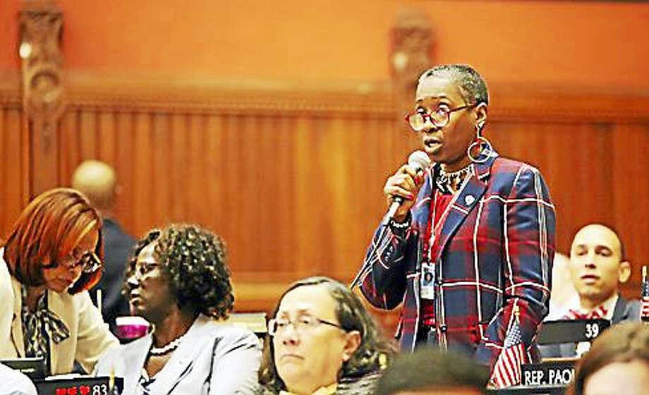 CTNews Junkie photoRep. Robyn Porter, D-New Haven. Photo: Digital First Media