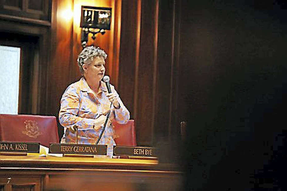 Sen. Beth Bye, D-West Hartford Photo: Christine Stuart — Ctnewsjunkie