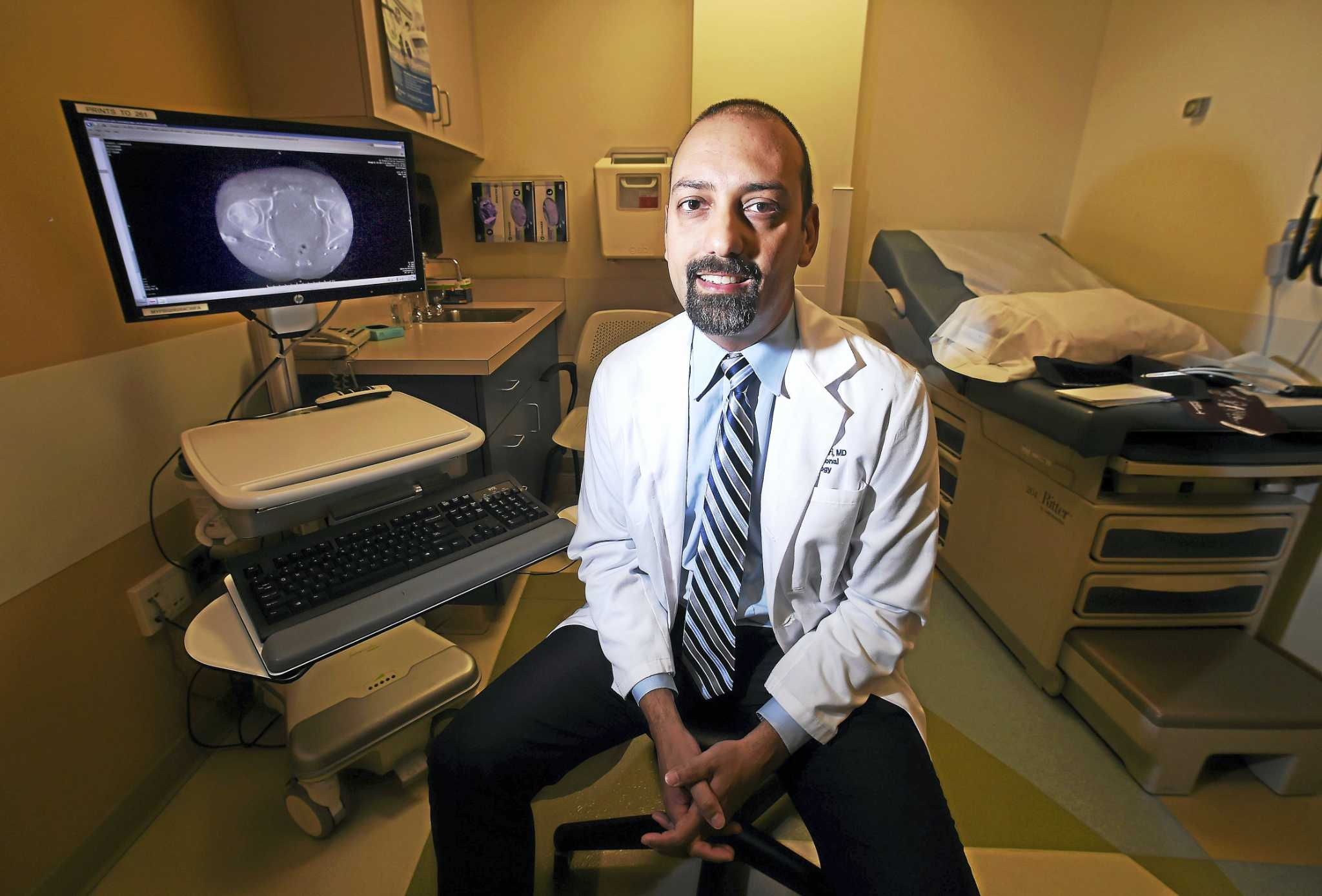Yale New Haven doctor uses nonsurgical method to reduce