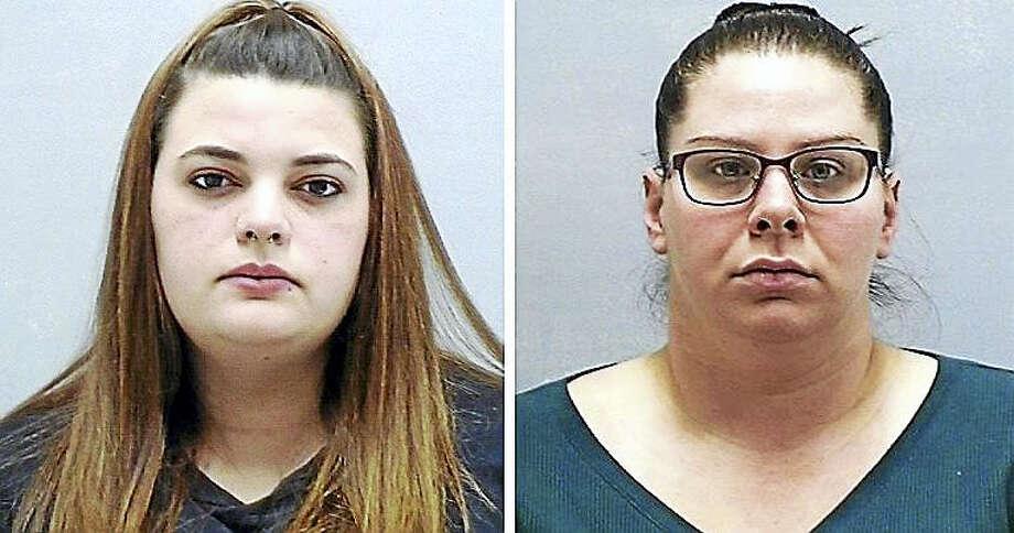 Jacqueline Ferraro and Holly Saunders Photo: Photo Courtesy Of The Orange Police Department