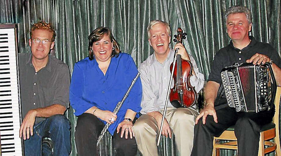 CONTRIBUTED PHOTO  PRIDE OF NEW YORK The Pride of New York will present a concert at 7:30 p.m. Jan. 14 at the Irish American Community Center, 9 Venice Place, East Haven. With traditional Irish music and jokes galore, performers will be Joanie Madden, leader of Cherish the Ladies band, on flute and tin whistle; Brian Conway, senior All-Ireland champion on fiddle; Billy McComiskey, seven-time All-Ireland button accordion champion; and Brendan Dolan, on keyboards. Tickets are $20 in advance, $25 at the door. Call John O'Donovan at 203-281-3563 or Pat Stratton at 860-664-160 Photo: CREDIT HERE