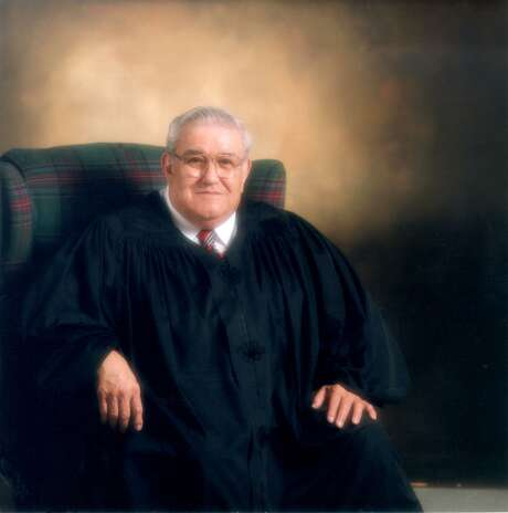 "Hipolito ""Hippo"" Garcia was the first Mexican-American U.S. district judge in the Western District of Texas. in the to serve as a judge in the Western Judicial District U.S. District Judge Hipolito F. ""Hippo"" Garcia , 76 , of San Antonio. He is the first Mexican American to serve as a judge in the Western Judicial District, which sweeps from Austin to El Paso and includes San Antonio, Del Rio and Midland , was appointed to the federal bench in 1981 by President Carter.. UNDATED HAND OUT PHOTO FROM JUDGES OFFICE Photo: SPECIAL TO EN /SPECIAL TO EN / SPECIAL TO EN"