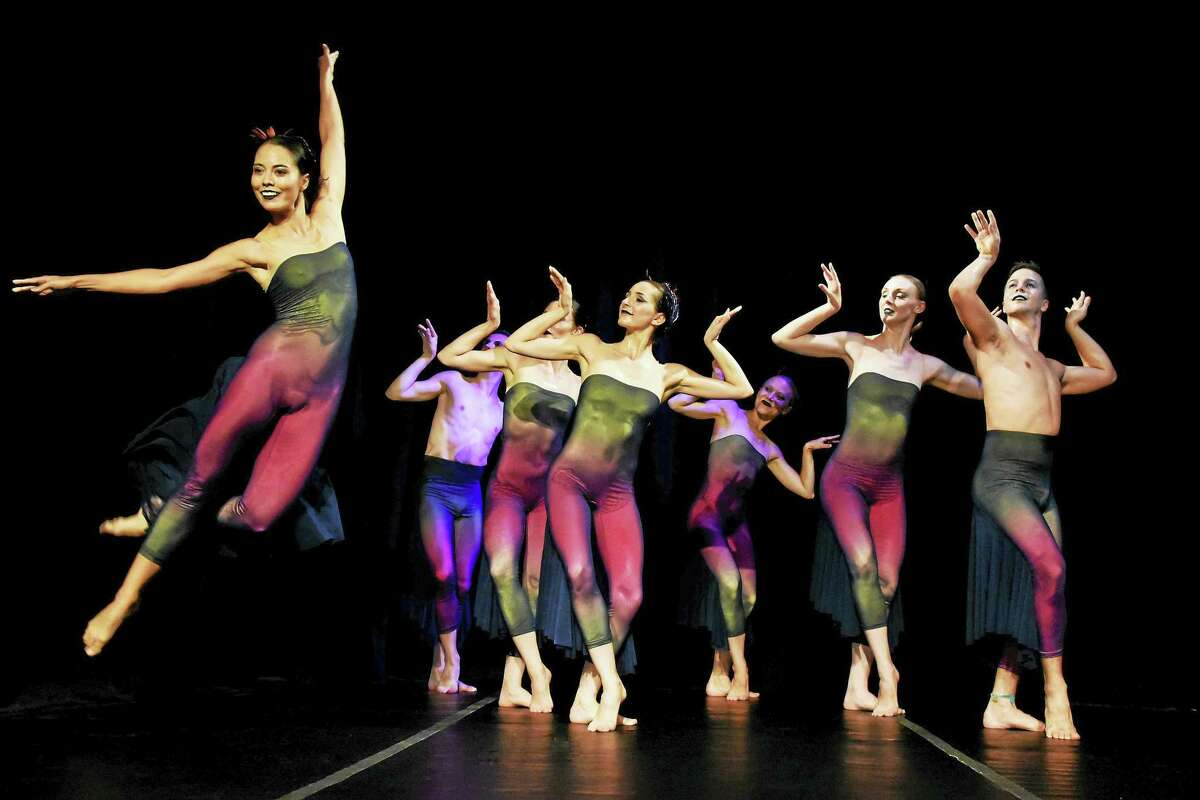 The Alison Cook Beatty Dance troupe will perform June 10 at 6 p.m. as part of the ALTAR'd Spaces series.