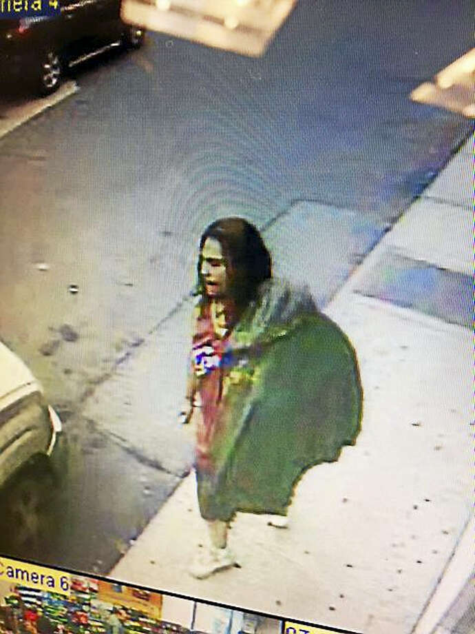 Suspect from security camera footage. Photo: Clinton Police Department