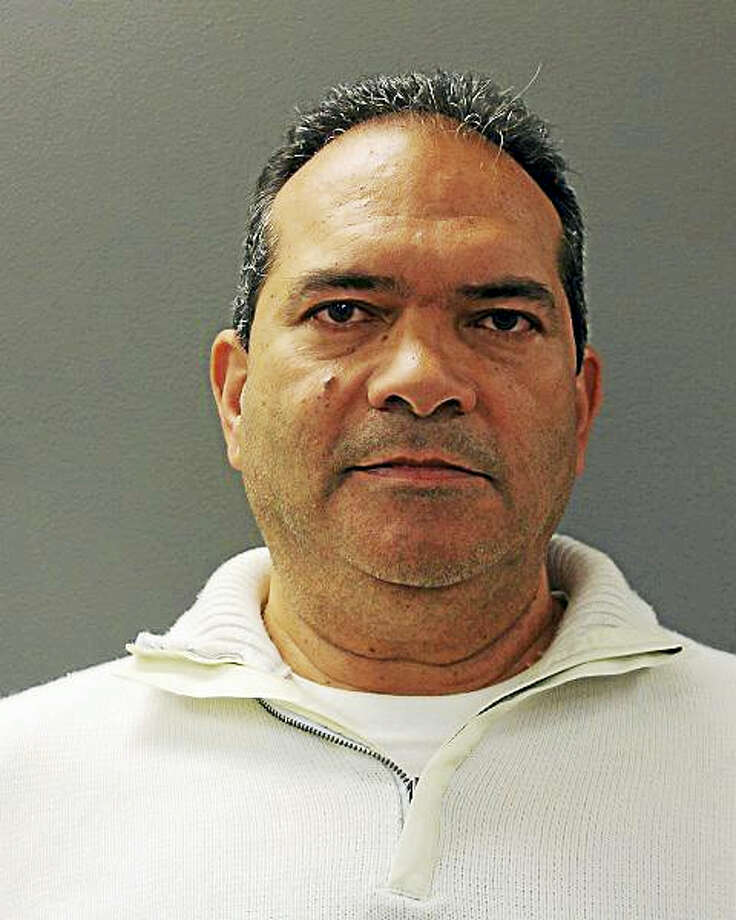 Luis Rivas-Vasquez Photo: Hamden Police