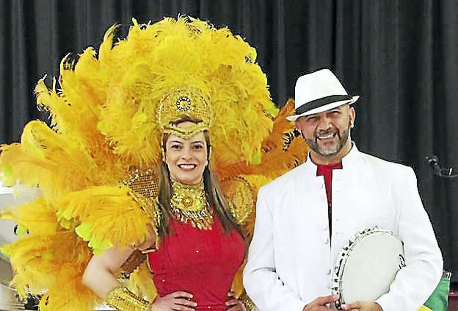"CONTRIBUTED PHOTO  VIVA BRAZIL Hamden: Ginga Brasileira presents ""Viva Brazil,"" Afro-Brazilian dances with music, gymnastics and martial arts, at 1 p.m. Jan. 7, in the Thornton Wilder Hall, Miller Cultural Complex, 2901 Dixwell Ave. Tickets are $2 children, and $3 adults, at the door only.  Dances include Capoeira, a Brazilian martial art dance; Maculele, a stick dance created by African slaves working on Brazilian sugarcane plantations; and Samba, Brazil's national dance. For information, go to www.hamdenartscommission.org or call 203-287-2546. Photo: Digital First Media"