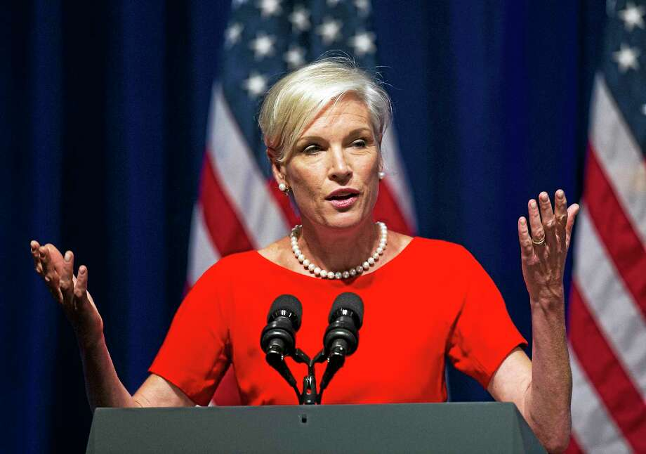 Cecile Richards, president of Planned Parenthood, addresses an Organizing for Action summit in Washington in 2013. Photo: Cliff Owen — AP File Photo / FR170079 AP
