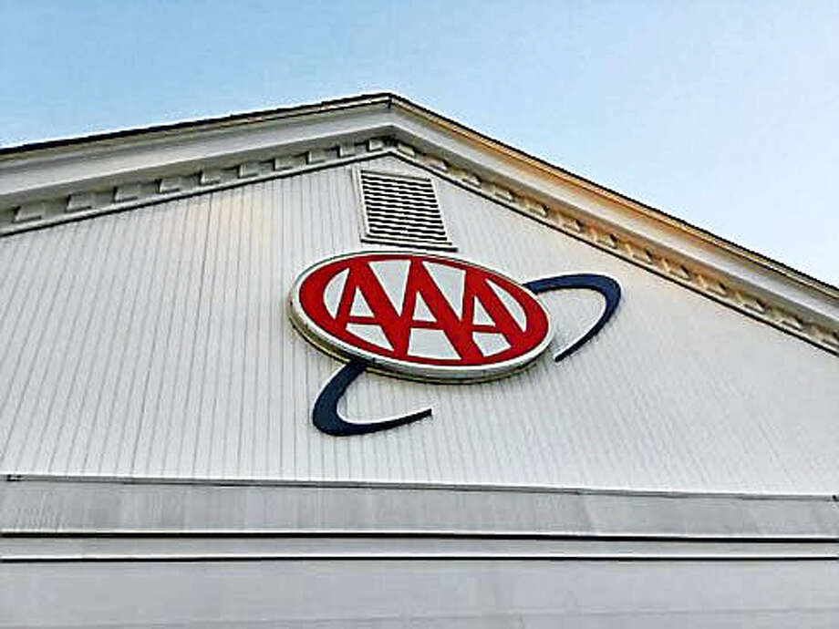 AAA Northeast's Branford office Photo: Jack Kramer — CT News Junkie