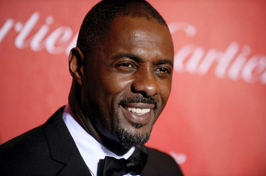 This Jan. 4, 2014 photo shows actor Idris Elba at the Palm Springs International Film Festival Awards Gala  in Palm Springs, Calif. Photo: Photo By Jordan Strauss/Invision/AP, File   / Invision