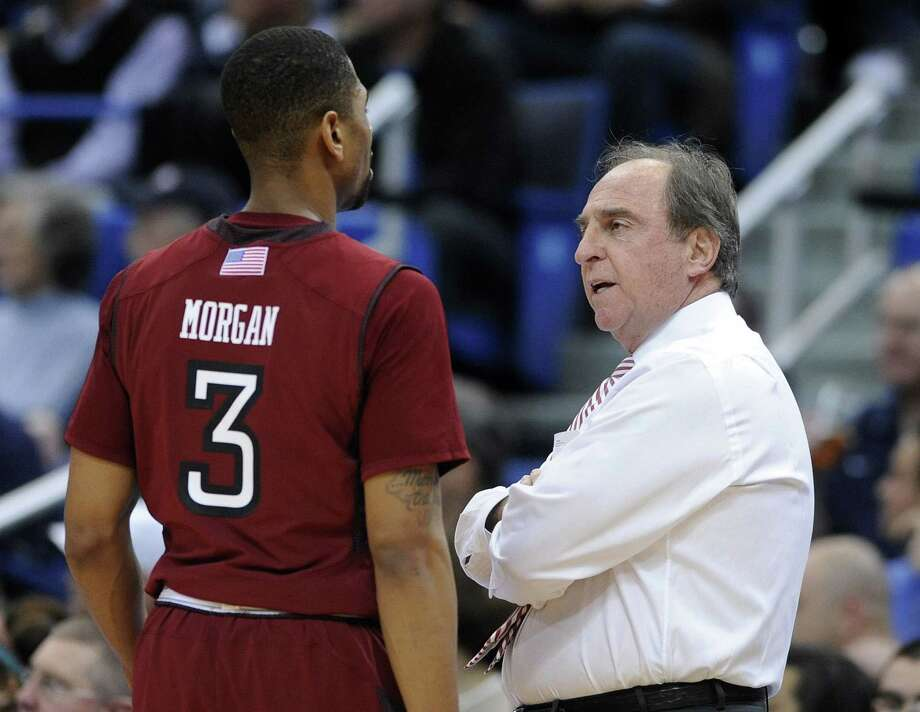 File photo - The Associated Press  David Borges feels Temple head coach Fran Dunphy is headed for another coach of the year selection. Photo: AP / FR153656 AP