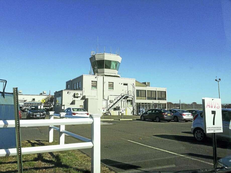 Tweed New Haven Regional Airport Photo: PHOTO BY VIKTORIA SUNDQVIST - NEW HAVEN REGISTER