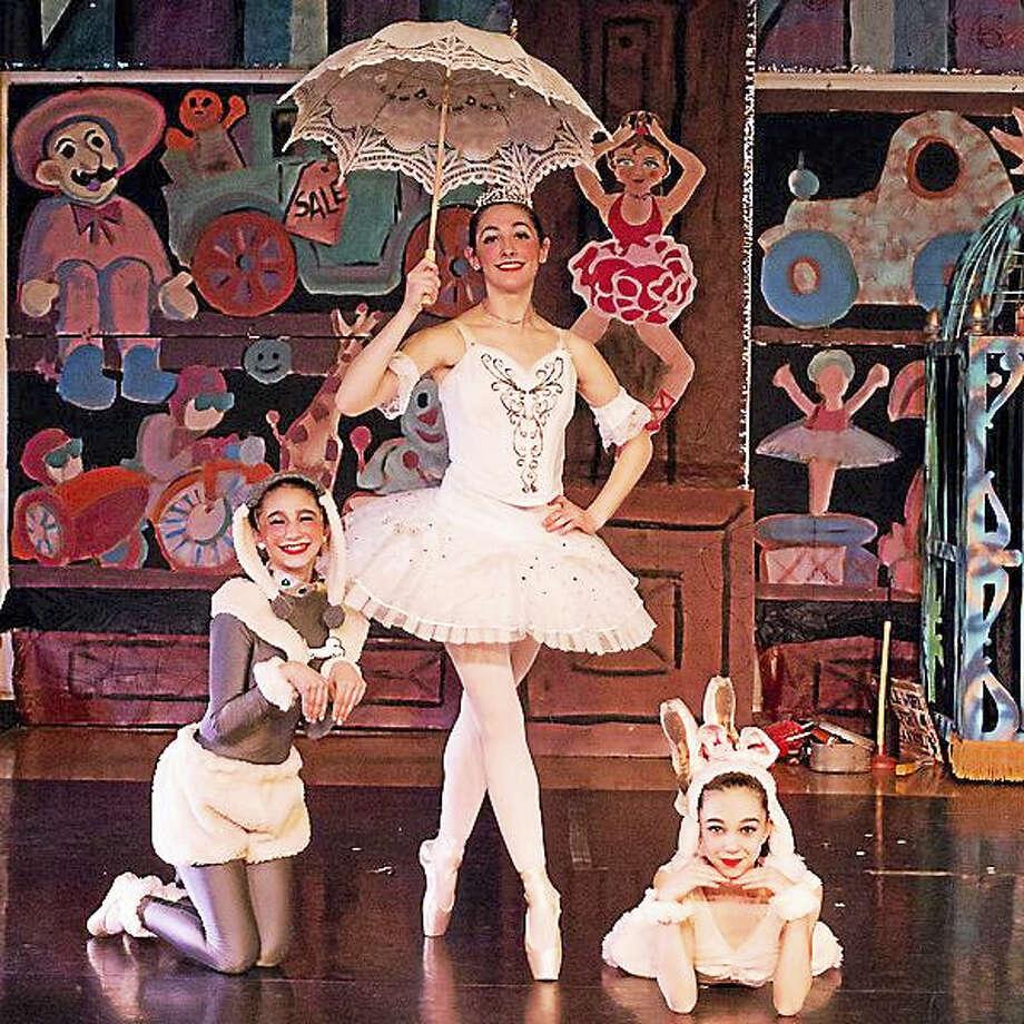 "A dress rehearsal of ""Magic Toyshop"" from 2014. Photo: Photo Courtesy Of Sandy Connolly — Starship Dance   / ""Sandy Connolly"""