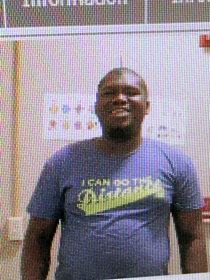 Edmond Frimpong Photo: Courtesy Of Clinton Police Dept.