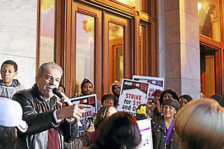 Rep. Ed Vargas, D-Hartford Photo: Christine Stuart — CT News Junkie
