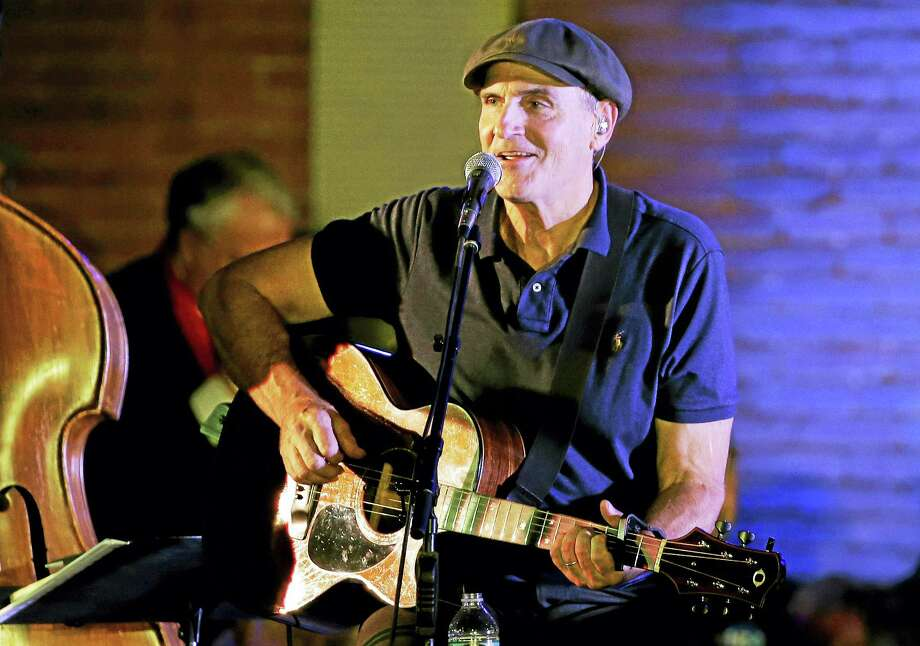 Musician James Taylor. Photo: The Associated Press File Photo   / AP