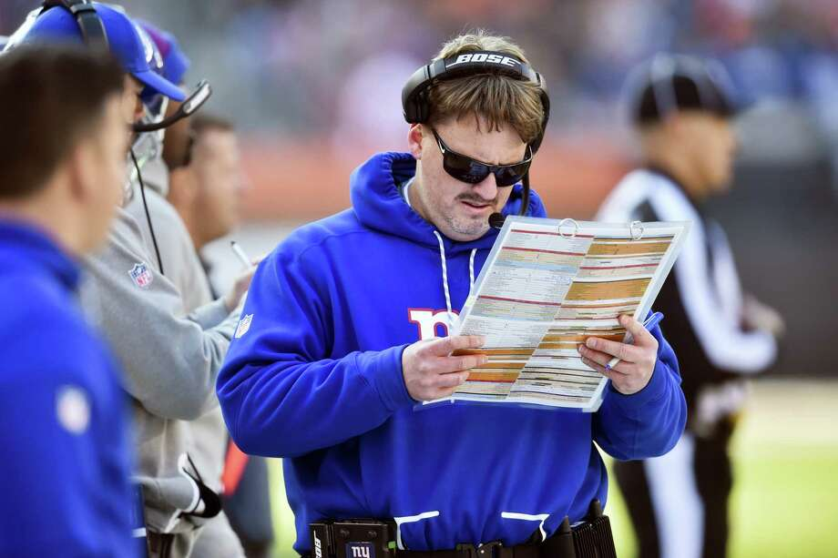 Giants head coach Ben McAdoo. Photo: David Richard — The Associated Press   / AP