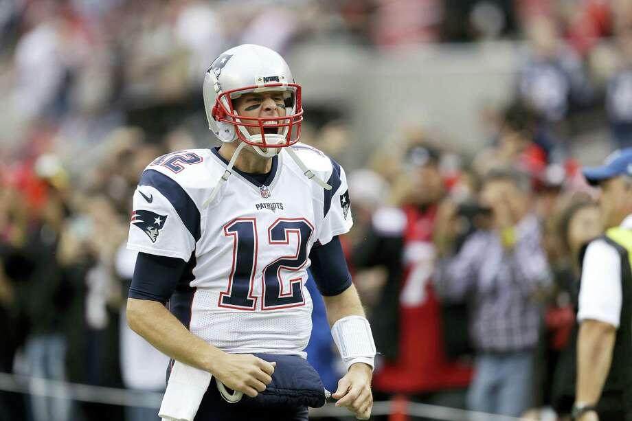 Patriots quarterback Tom Brady. Photo: The Associated Press File Photo   / Copyright 2016 The Associated Press. All rights reserved.