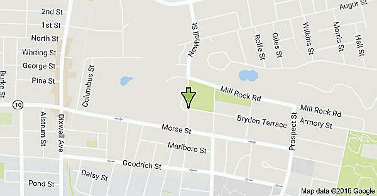 Approximate location of fatal crash