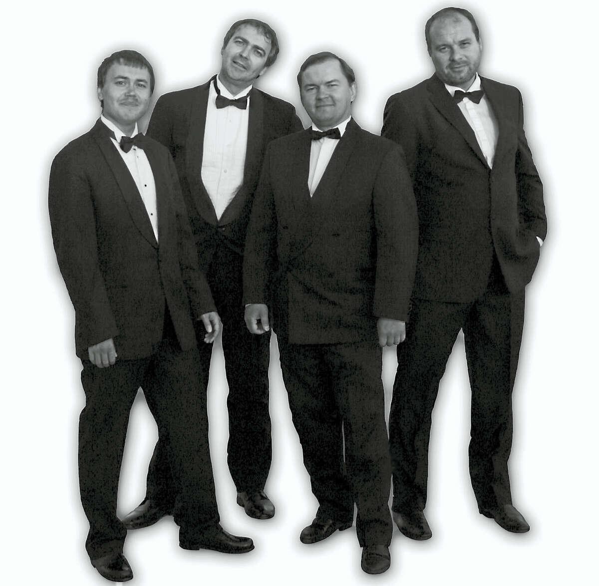 The St. Petersburg Men's Ensemble.