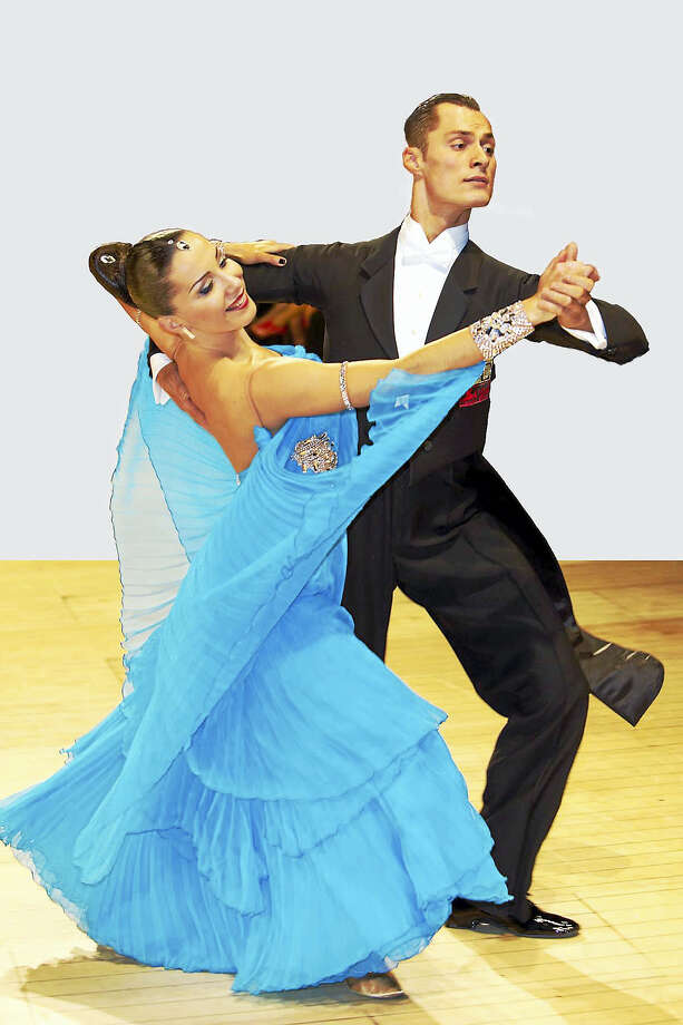 Marat Gimaev and Alina Baysuk will be in Bridgeport Saturday night. Photo: Contributed   / Digital