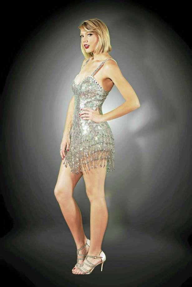 Elizabeth Scarborough as Taylor Swift. Photo: Photo Courtesy Of Foxwoods