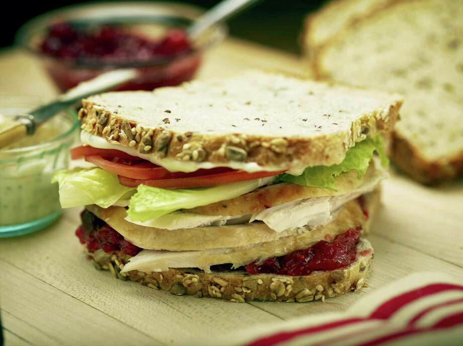 Black Friday is synonymous with shopping, and Thanksgiving leftover turkey sandwiches. Photo: Phil Mansfield — The Culinary Institute Of America Via AP   / © 2016 The Culinary Institute of America - Phil Mansfield