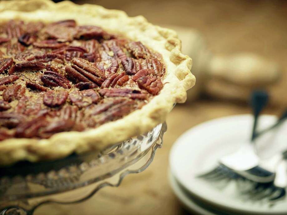 No Thanksgiving menu is complete without pecan pie. Photo: Phil Mansfield — The Culinary Institute Of America Via AP   / © 2016 The Culinary Institute of America - Phil Mansfield