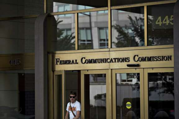 The Federal Communications Commission has proposed new rules that would allow phone companies to target and block robocalls coming from what appear to be illegitimate or unassigned phone numbers. (Andrew Harrer / Bloomberg)