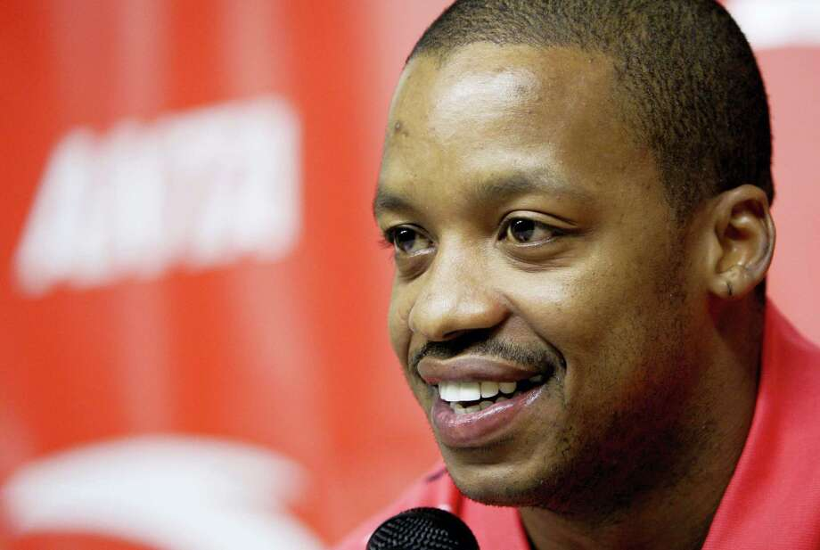 Former Houston Rocket Steve Francis. Photo: The Associated Press File Photo   / AP2007