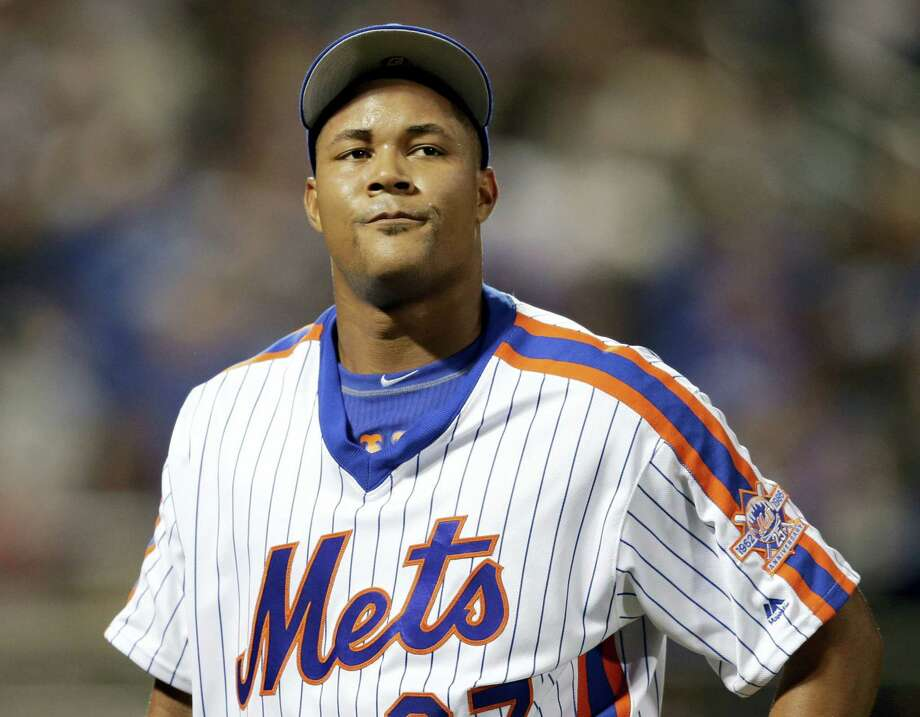 Mets closer Jeurys Familia. Photo: The Associated Press File Photo   / Copyright 2016 The Associated Press. All rights reserved. This material may not be published, broadcast, rewritten or redistribu